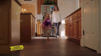 Lumber Liquidators CoreLuxe TV Spot, 'Life Happens: Envy of the Block' - Thumbnail 1