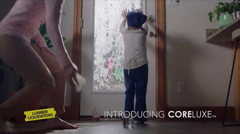 Lumber Liquidators CoreLuxe TV Spot, 'Life Happens: Envy of the Block' - Thumbnail 4
