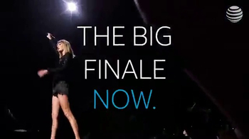 AT&T Taylor Swift NOW TV Spot, 'Super Saturday Night Show Part Three' - Thumbnail 4