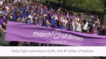 March of Dimes TV Spot, 'King 5: March for Babies' - Thumbnail 7