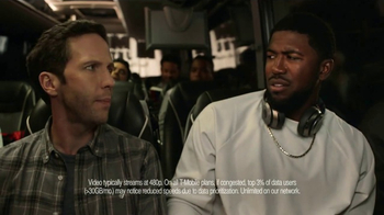T-Mobile Tuesdays TV Spot, 'Team Bus' Featuring Dexter Fowler - 160 commercial airings