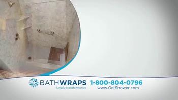 Bathwraps TV Spot, 'Door Two' - Thumbnail 8
