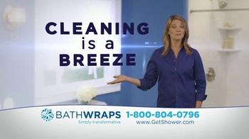 Bathwraps TV Spot, 'Door Two' - Thumbnail 4