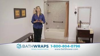 Bathwraps TV Spot, 'Door Two' - Thumbnail 5
