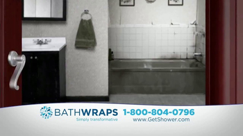 Bathwraps TV Spot, 'Door Two' - Thumbnail 7