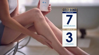 Gold Bond Ultimate Healing Skin Therapy Lotion TV Spot, 'Layers' - Thumbnail 5