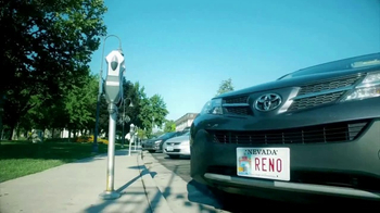 City of Reno TV Spot, 'Get a Plate, Get Free Parking' - Thumbnail 5