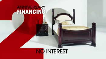 Rooms to Go 26th Anniversary Sale TV Spot, 'Last Two Days' - Thumbnail 7
