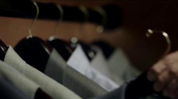 JoS. A. Bank Custom Suits TV Spot, 'Perfect Fit' - Thumbnail 1