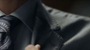 JoS. A. Bank Custom Suits TV Spot, 'Perfect Fit' - Thumbnail 4