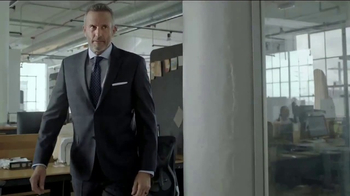 JoS. A. Bank Custom Suits TV Spot, \'Perfect Fit\'