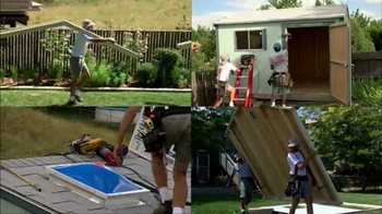 Tuff Shed TV Spot, 'Blow Away Competition' - Thumbnail 3