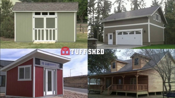 Tuff Shed TV Spot, 'Blow Away Competition' - Thumbnail 4