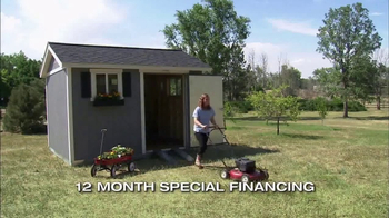 Tuff Shed TV Spot, 'Blow Away Competition' - Thumbnail 5