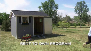 Tuff Shed TV Spot, 'Blow Away Competition' - Thumbnail 6