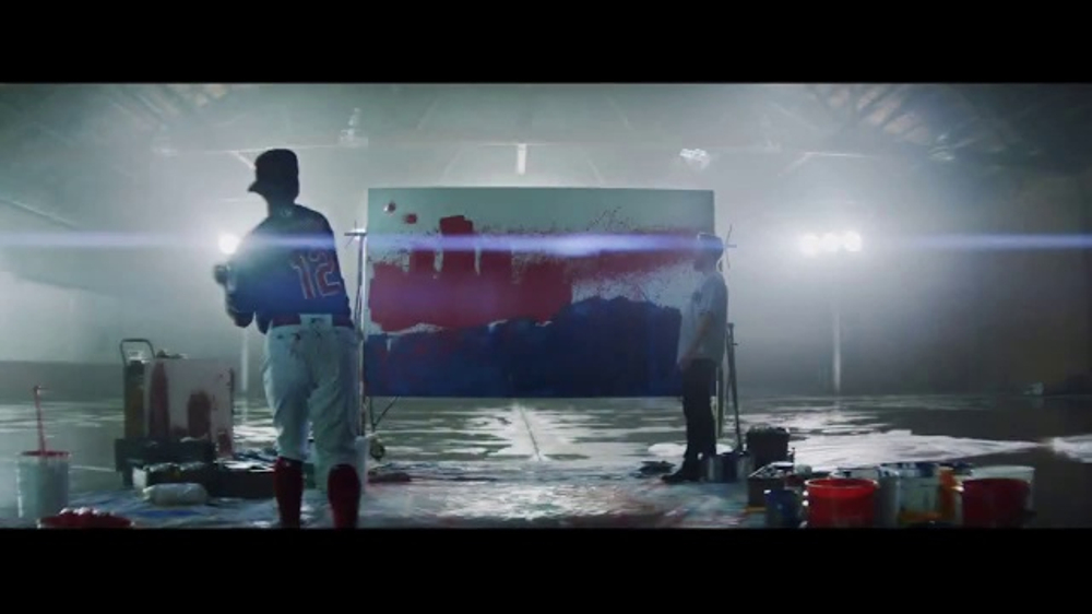 Majestic Athletic TV Commercial, 'My Team My Colors: Cleveland Indians'