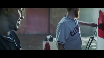 Majestic Athletic TV Spot, 'My Team My Colors: Cleveland Indians' - Thumbnail 4