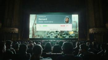 AT&T TV Spot, 'Samsung Galaxy S8: Big Screen Entertainment' - Thumbnail 3