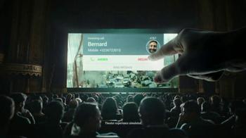 AT&T TV Spot, 'Samsung Galaxy S8: Big Screen Entertainment' - Thumbnail 4