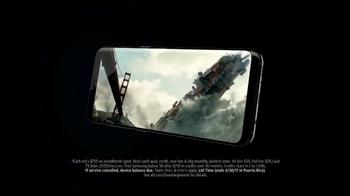 AT&T TV Spot, 'Samsung Galaxy S8: Big Screen Entertainment' - Thumbnail 7