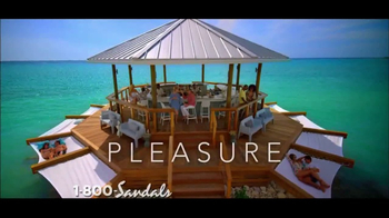 Sandals South Coast TV Spot, 'Water Is'