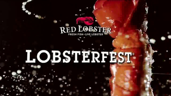 Red Lobster Lobsterfest TV Spot, 'So Little Time' - Thumbnail 9
