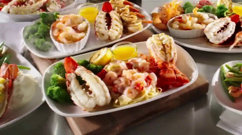 Red Lobster Lobsterfest TV Spot, 'So Little Time' - Thumbnail 4