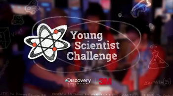 Discovery Education TV Spot, '2017 Young Scientist Challenge' - Thumbnail 9