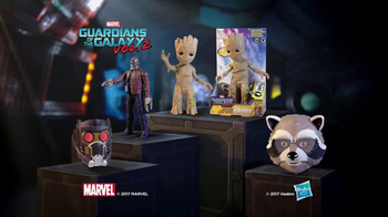 Marvel Guardians of the Galaxy Dancing Groot TV Spot, 'I Am Groot' - Thumbnail 7