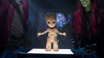 Marvel Guardians of the Galaxy Dancing Groot TV Spot, 'I Am Groot'