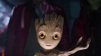 Marvel Guardians of the Galaxy Dancing Groot TV Spot, 'I Am Groot' - Thumbnail 4
