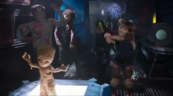 Marvel Guardians of the Galaxy Dancing Groot TV Spot, 'I Am Groot' - Thumbnail 6