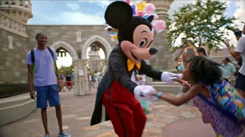 Walt Disney World TV Spot, 'A World Like No Other' - Thumbnail 7