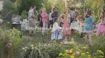 Walmart TV Spot, 'Celebra la Pascua' canción de Kinky [Spanish]