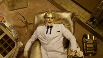 KFC Georgia Gold TV Spot, 'Recliner' Featuring Billy Zane - Thumbnail 4
