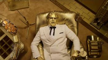KFC Georgia Gold TV Spot, 'Recliner' Featuring Billy Zane - Thumbnail 5