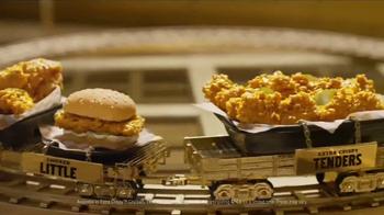 KFC Georgia Gold TV Spot, 'Recliner' Featuring Billy Zane - Thumbnail 8
