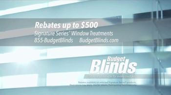 Budget Blinds TV Spot, 'Windows' - Thumbnail 8