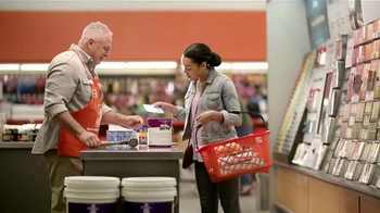 The Home Depot TV Spot, 'Next Generation of Paint' - Thumbnail 1