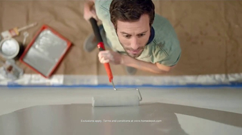 The Home Depot TV Spot, 'Next Generation of Paint' - Thumbnail 4
