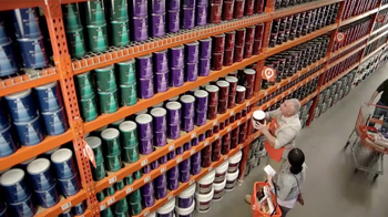 The Home Depot TV Spot, 'Next Generation of Paint' - Thumbnail 5