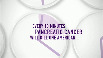 Pancreatic Cancer Action Network TV Spot, 'Every 13 Minutes' - Thumbnail 2