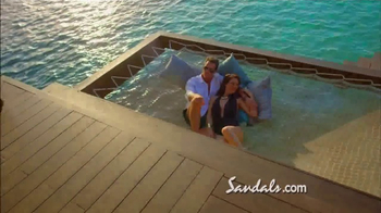 Sandals Resorts TV Spot, 'Over-the-Water Villas' - Thumbnail 5