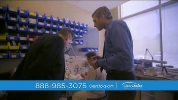 ClearChoice TV Spot, 'David's Story' - Thumbnail 5