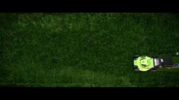 GreenWorks Pro 60V TV Spot, 'No Gas, No Cords' - Thumbnail 1