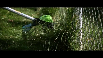 GreenWorks Pro 60V TV Spot, 'No Gas, No Cords' - Thumbnail 2