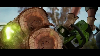 GreenWorks Pro 60V TV Spot, 'No Gas, No Cords' - Thumbnail 5