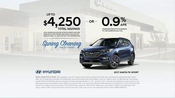 Hyundai Spring Cleaning Sales Event TV Spot, 'Garage' [T2] - Thumbnail 10