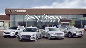 Hyundai Spring Cleaning Sales Event TV Spot, 'Garage' [T2] - Thumbnail 4