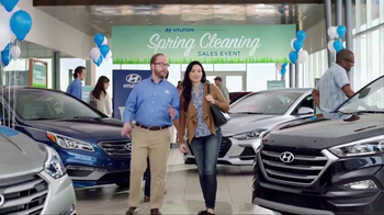 Hyundai Spring Cleaning Sales Event TV Spot, 'Garage' [T2] - Thumbnail 6